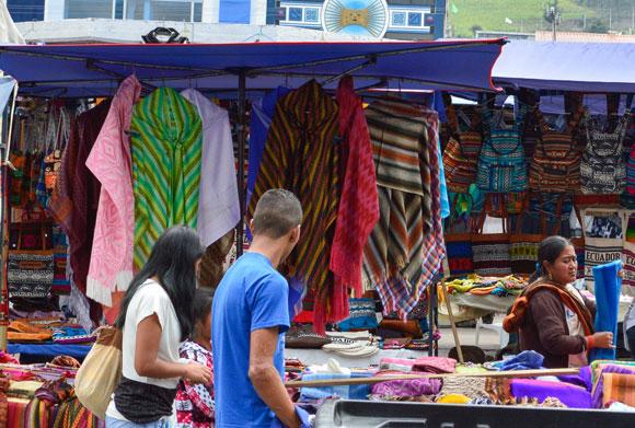 Explore the Craft Towns of Ecuador