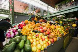 Markets in Ecuador