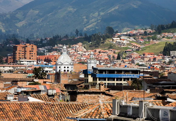 "Cuenca, the ""pearl"" of Ecuador, is nestled high in the Andes Mountains at 8,314 feet and boasts spring-like temperatures year-round."