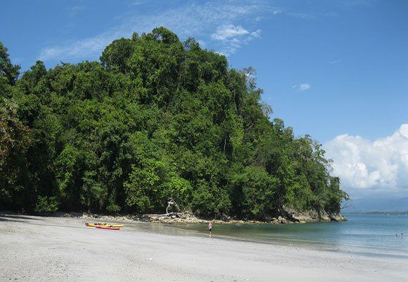 Eco-tourism minded Manuel Antonio is the gateway to the national park of the same name, home to monkeys, sloths, and other creatures.