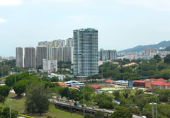 Penang, one of the cheapest places to retire