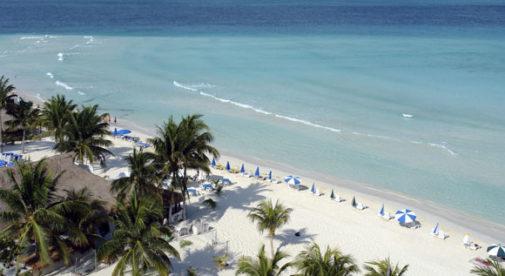Mexico, Caribbean Island