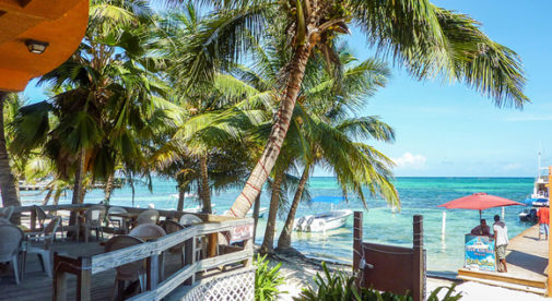 Ambergris Caye, Caribbean View
