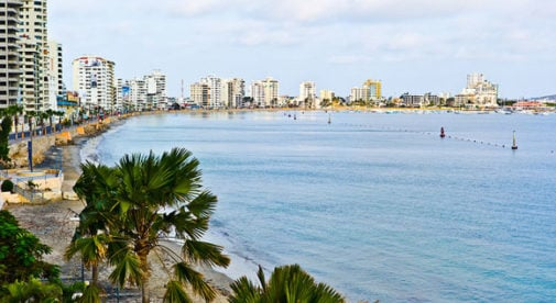 Salinas, Perfect Climate in Ecuador, Beach Home