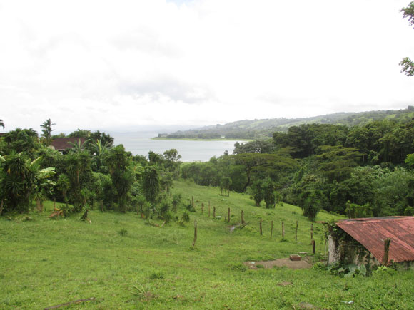 Lake Arenal is surrounded by farmland and pasture, ensuring that the shoreline is unspoiled with fantastic views.