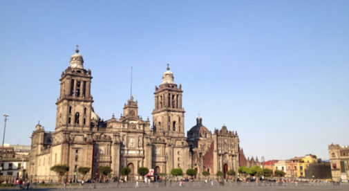 Catedral Metropolitana, Mexico City