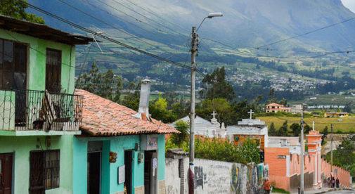 Cotacachi, Ecuador Active retirement