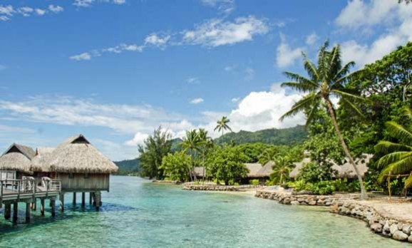 how to get to french polynesia