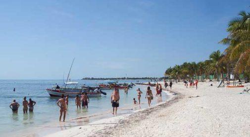 Akumal Bay, Mexico, Mexico Beach Town