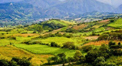 Ecuador Valley