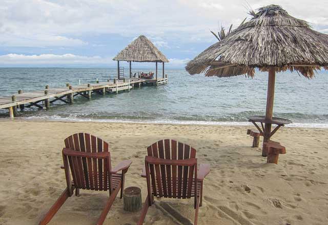 Hopkins Beach, Belize
