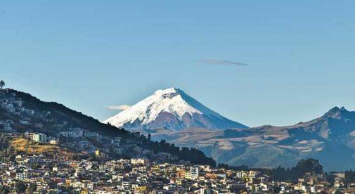 Quito, Ecuador, Neighborhoods in Quito