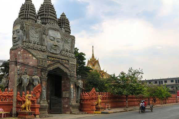 Battambang, Cambodia