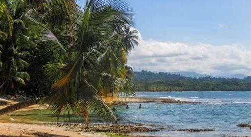 Manzanillo Beach, Costa Rica