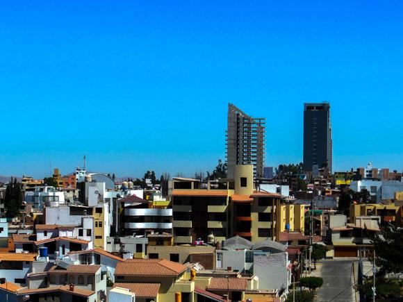 Cayma neighborhood, Peru