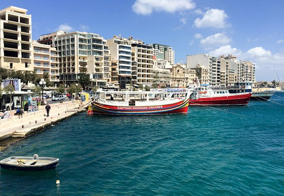 Many people are attracted to Sliema's modern lifestyle and diverse culture.