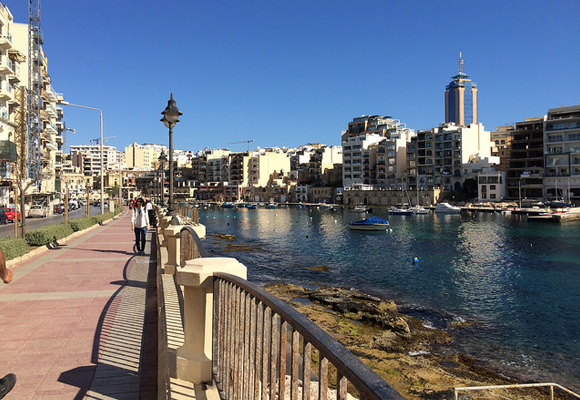 While close to Sliema, St. Julian's has its own culture, showing the wide range of lifestyles available in Malta.