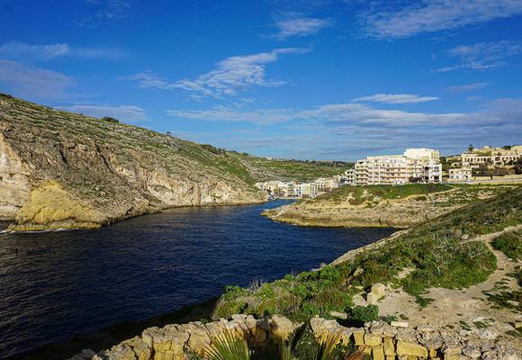 Gozo's rural landscape makes it a peaceful retirement destination.