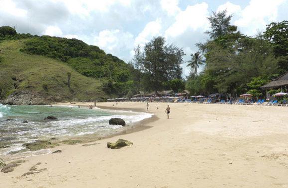 泰国普吉岛上的天堂生活