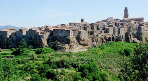 Pitigliano, Maremma, Tuscany, Italy