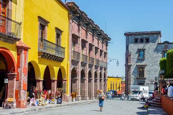 Retire in San Miguel de Allende