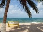 'belize beach' from the web at 'https://internationalliving.com/wp-content/uploads/2016/12/Placencia-Belize-578x434-150x113.jpg'
