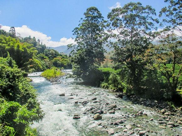 the orosi valley