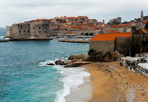At the heart of Croatia's Dalmatian Coast is Dubrovnik, a town of just 40,000 that  in medieval times was an independent city-state and rival to Venice. Nowadays the distinctive stone-and-red-tile buildings are seen by the many tourists who come to see one of Europe's most beautiful cities.