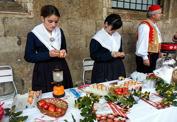 Croatia enjoys a vibrant culture full of food, wine, and family. A rich history of struggles and triumphs ensures that Croatians still value culture and family.
