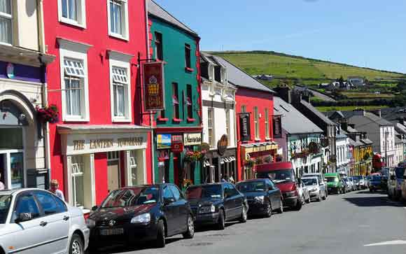 Dingle, County Kerry Fit in