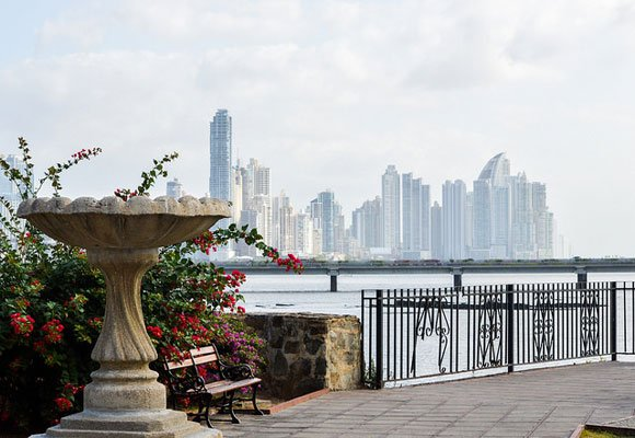 Panama City's access to a modern airport makes traveling home to visit family and friends easy.