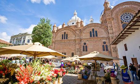 Cuencas Local Markets