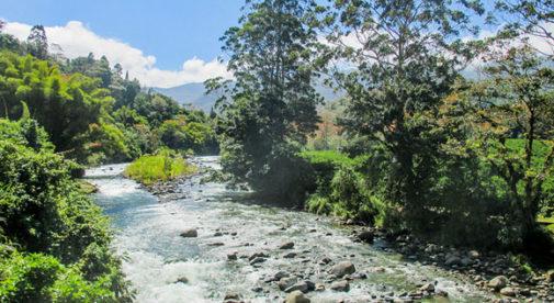 Homestead in Costa Rica