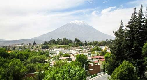 Cost of Living in Peru, Arequipa