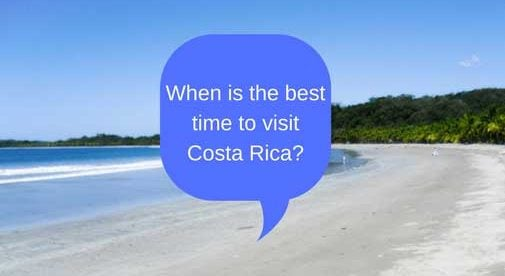 When is the best time to visit Costa Rica?
