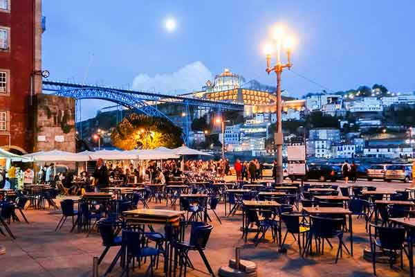 Lifestyle in Porto