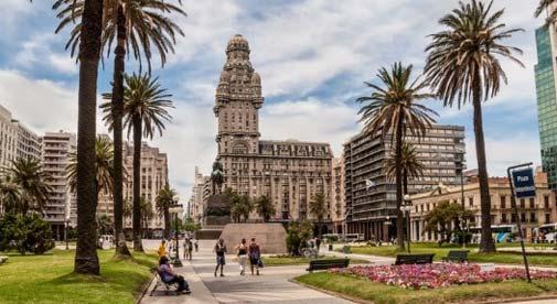 Cost of Living in Uruguay