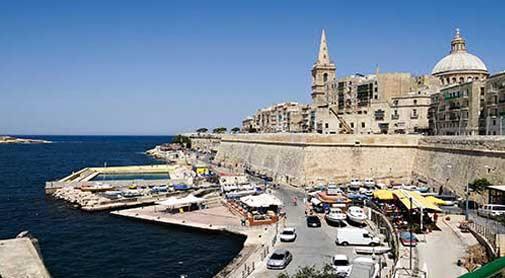 Moving to Malta