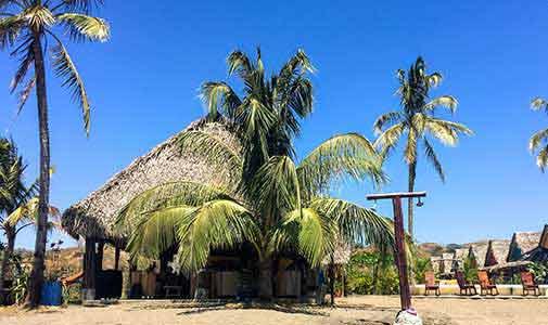 Fun and Picturesque Playa Venao, Panama