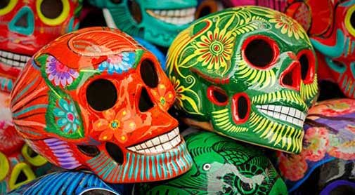 Dia de Muertos: What is Mexico's Day of the Dead All About? - IL