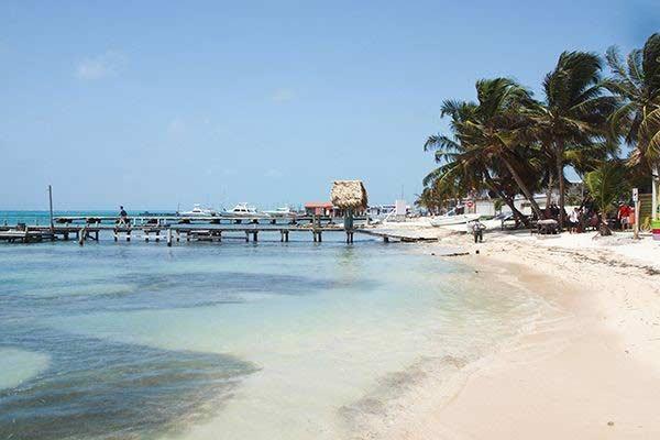 Ambergris Caye Island Belize