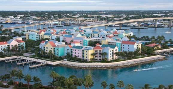 Paradise Island, Caribbean