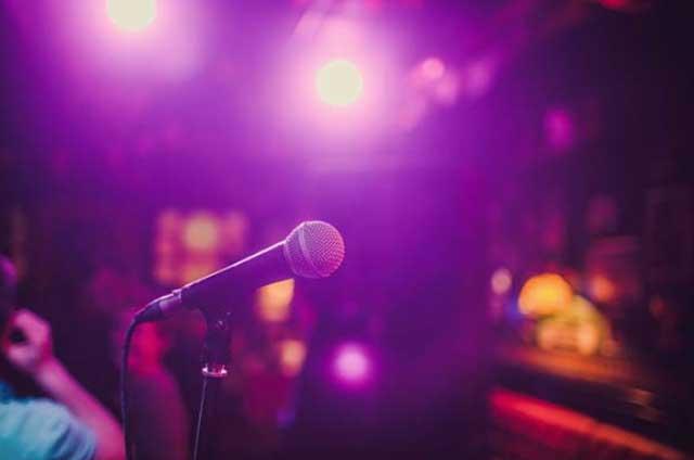 karaoke in ambergris caye