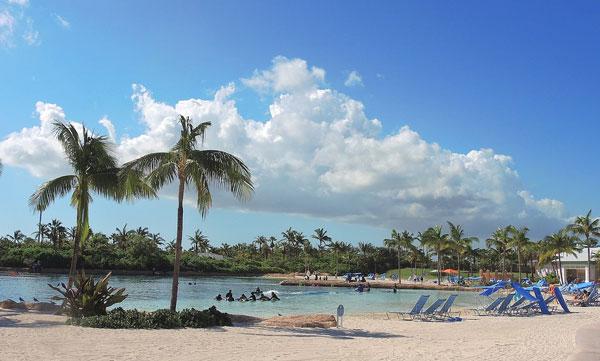 paradise island caribbean