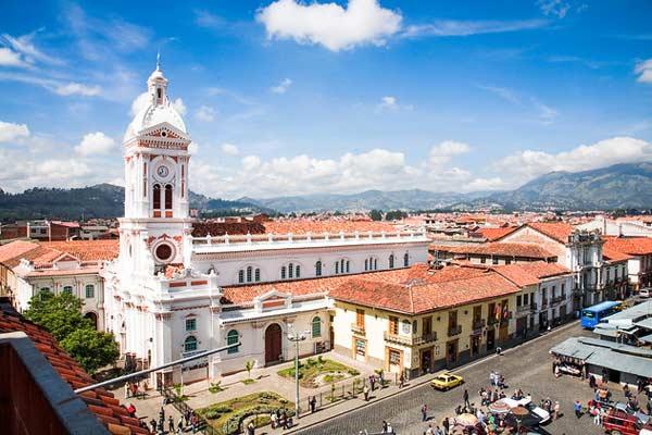 Cool Weather Destinations Cuenca