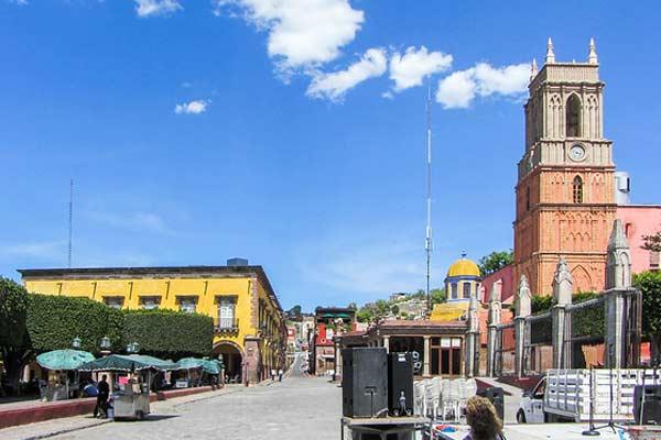 Cool Weather Destinations San Miguel de Allende