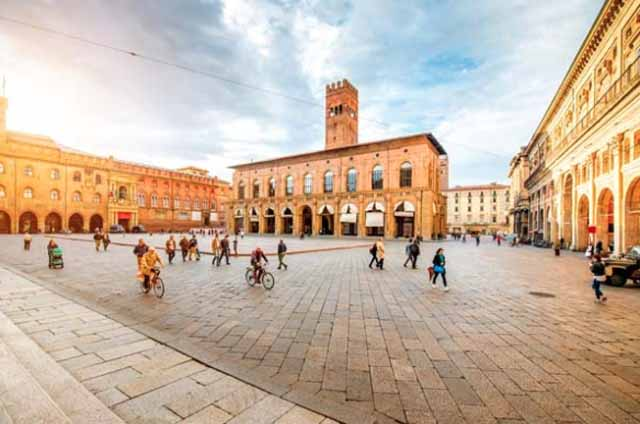 day 14 back to bologna italy itinerary