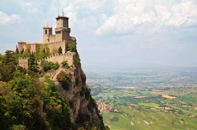 italy itinerary stop 1 and 2
