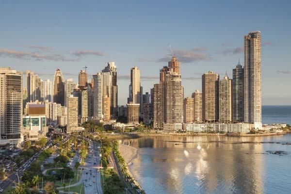 Panama-city-downtown