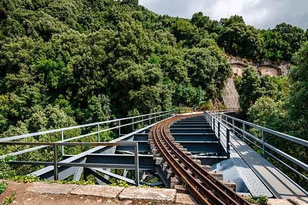 Take a Ride on the Pelion Railway